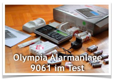 olympia alarmanlage test
